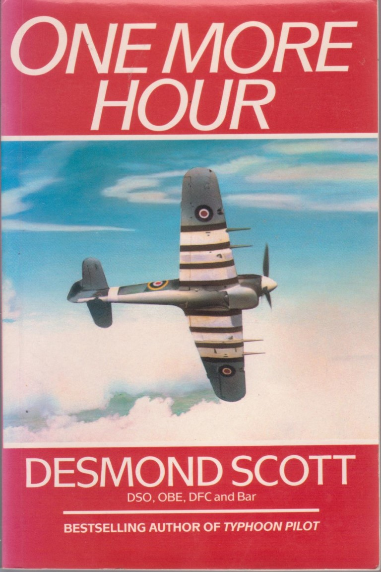 cover image of One More Hour by Desmond Scott for sale in New Zealand