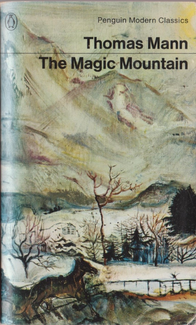 cover image of The Magic Mountain by Thomas Mann for sale in New Zealand