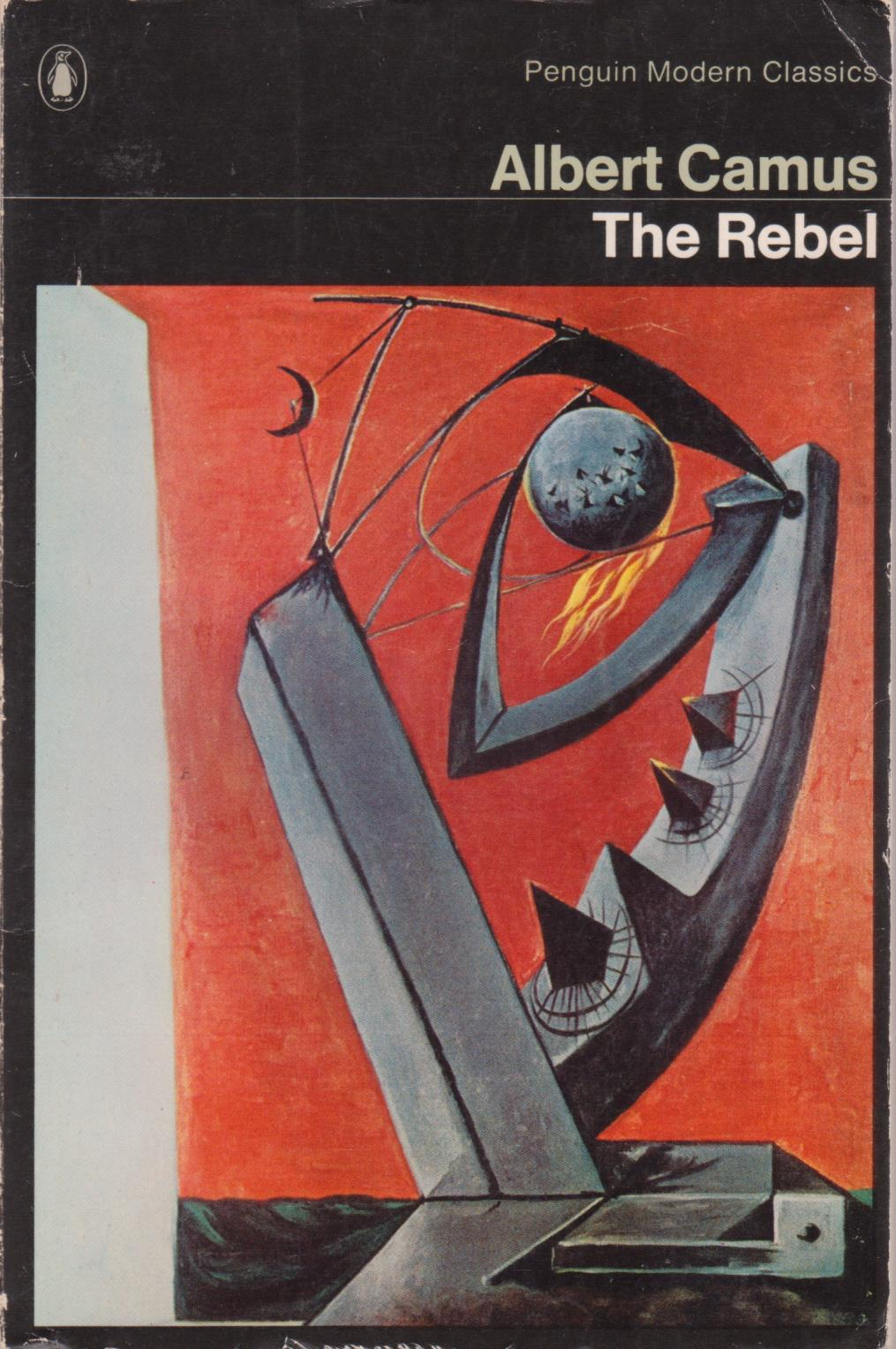cover image of The Rebel by Camus, for sale in New Zealand
