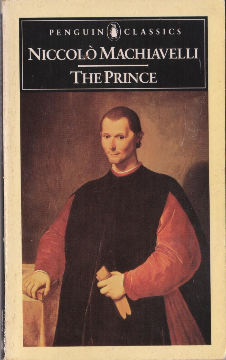 cover image of The Prince by Machiavelli, for sale in New Zealand