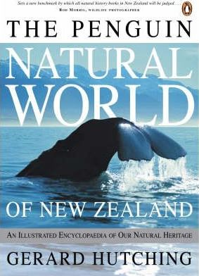 cover image of The Penguin Natural World of New Zealand for sale in New Zealand