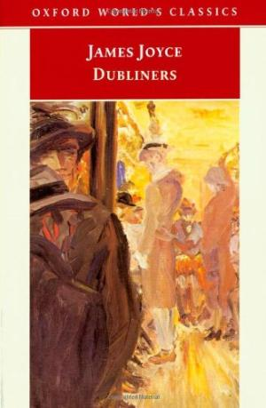 cover image of James Joyce Dubliners