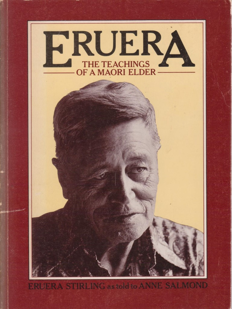 cover image of Eruera, The Teachings of a Maori Elder for sale in New Zealand