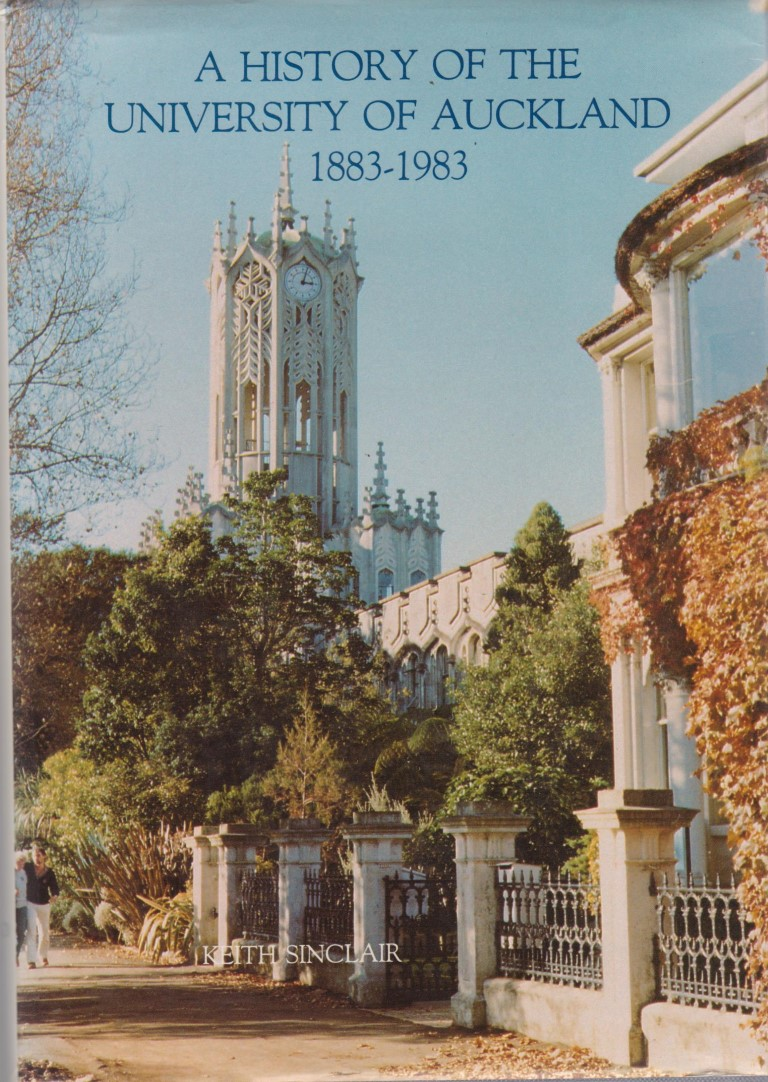 cover image of A History of the University of Auckland, 1883-1983, for sale in New Zealand