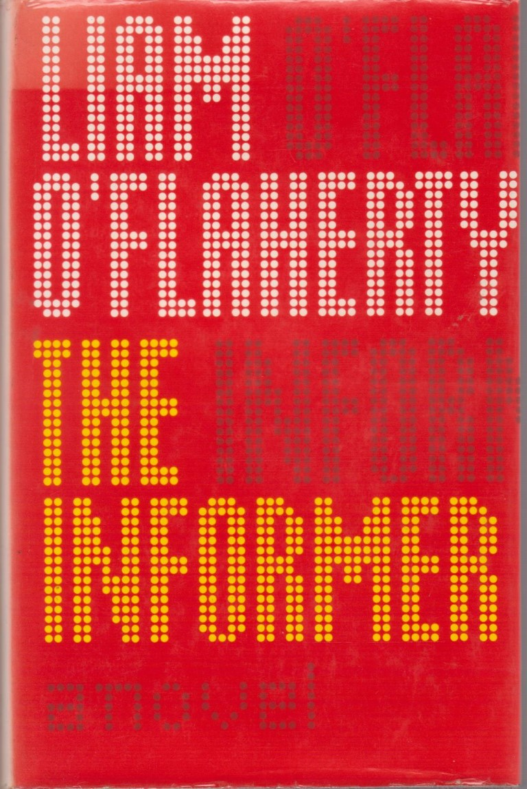 cover image of The Informer, a novel by Liam O'Flaherty, for sale in New Zealand