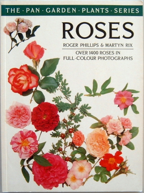 cover image of Pan Garden plants series Roses