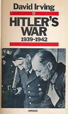 cover image of Hitler's War 1939-1942 by David Irving, for sale in New Zealand