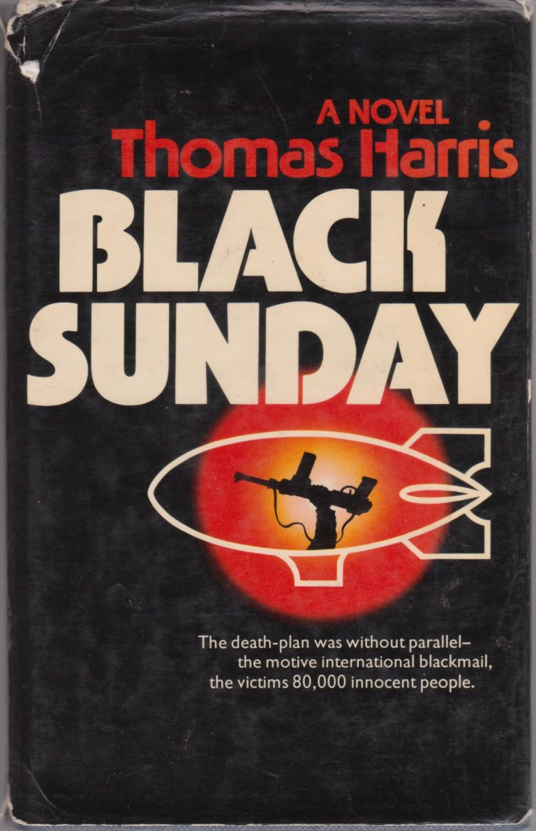 cover image of Black Sunday, for sale in New Zealand
