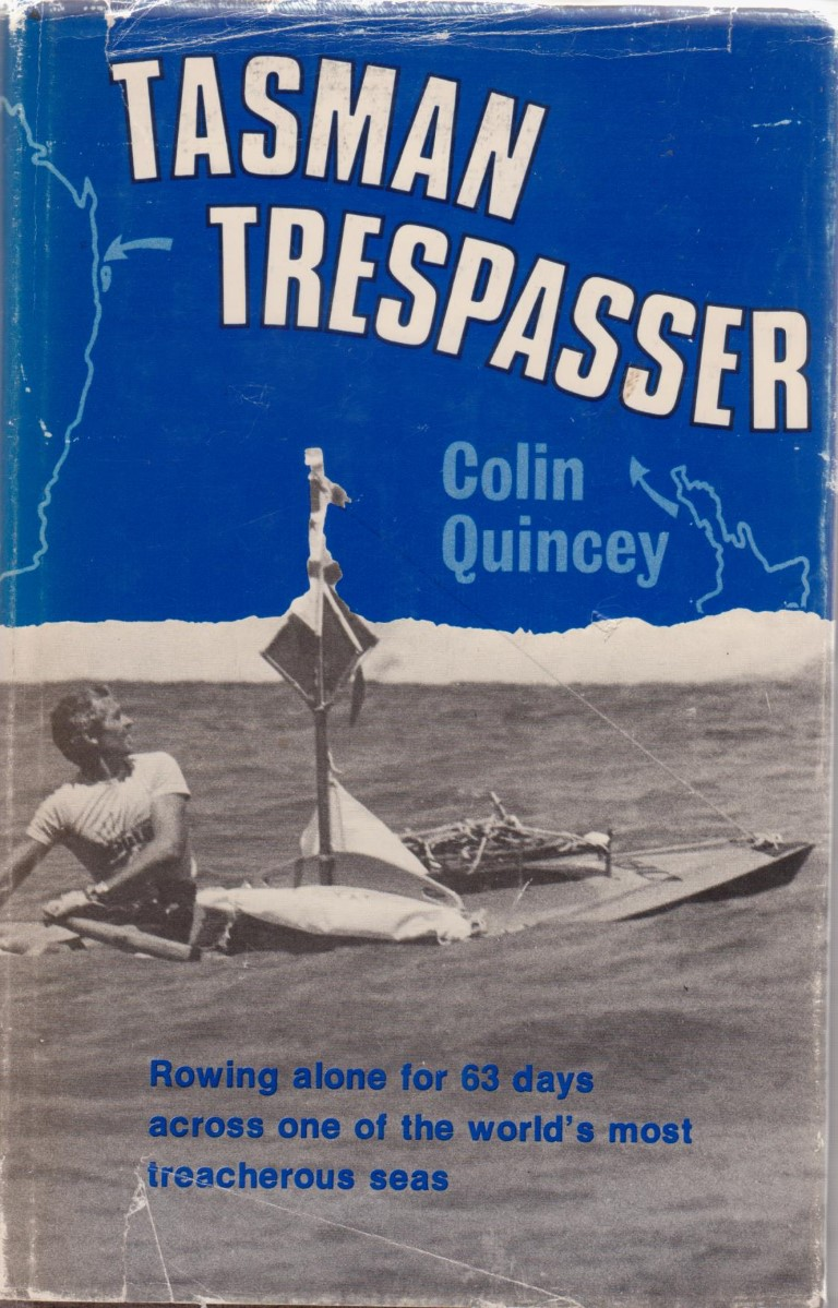 cover image of Tasman Trespasser