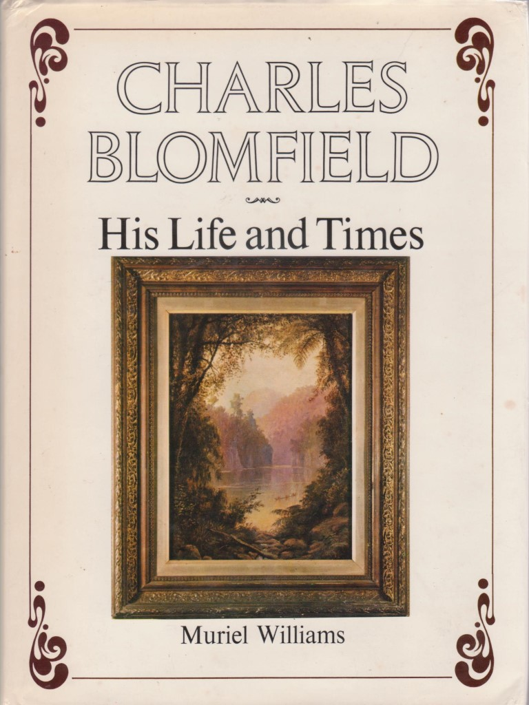 cover image of Charles Blomfield, His Life and Times. for sale in New Zealand