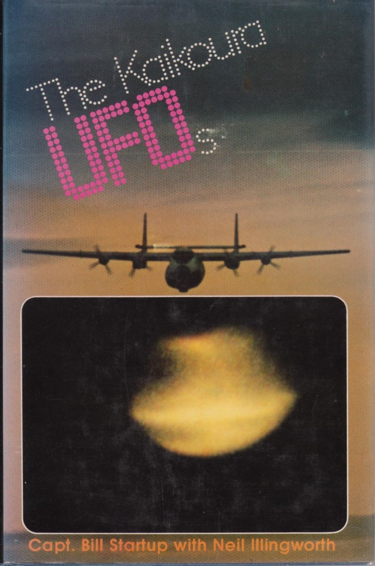 cover image of The Kaikoura UFOs, for sale in New Zealand