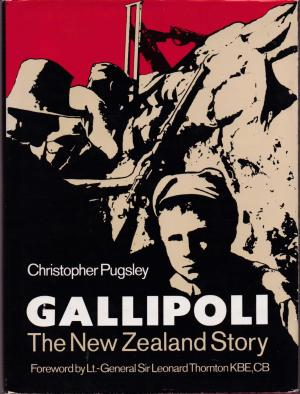 cover image of Gallipoli: The New Zealand Story