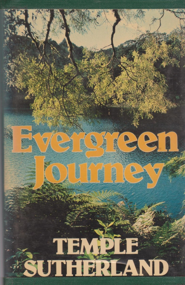 cover image of Evergreen Journey, for sale in New Zealand