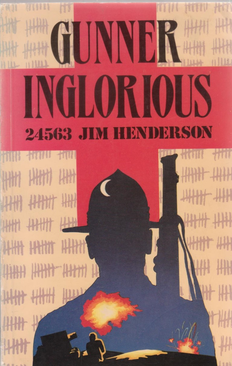cover image of Gunner Inglorious for sale in New Zealand