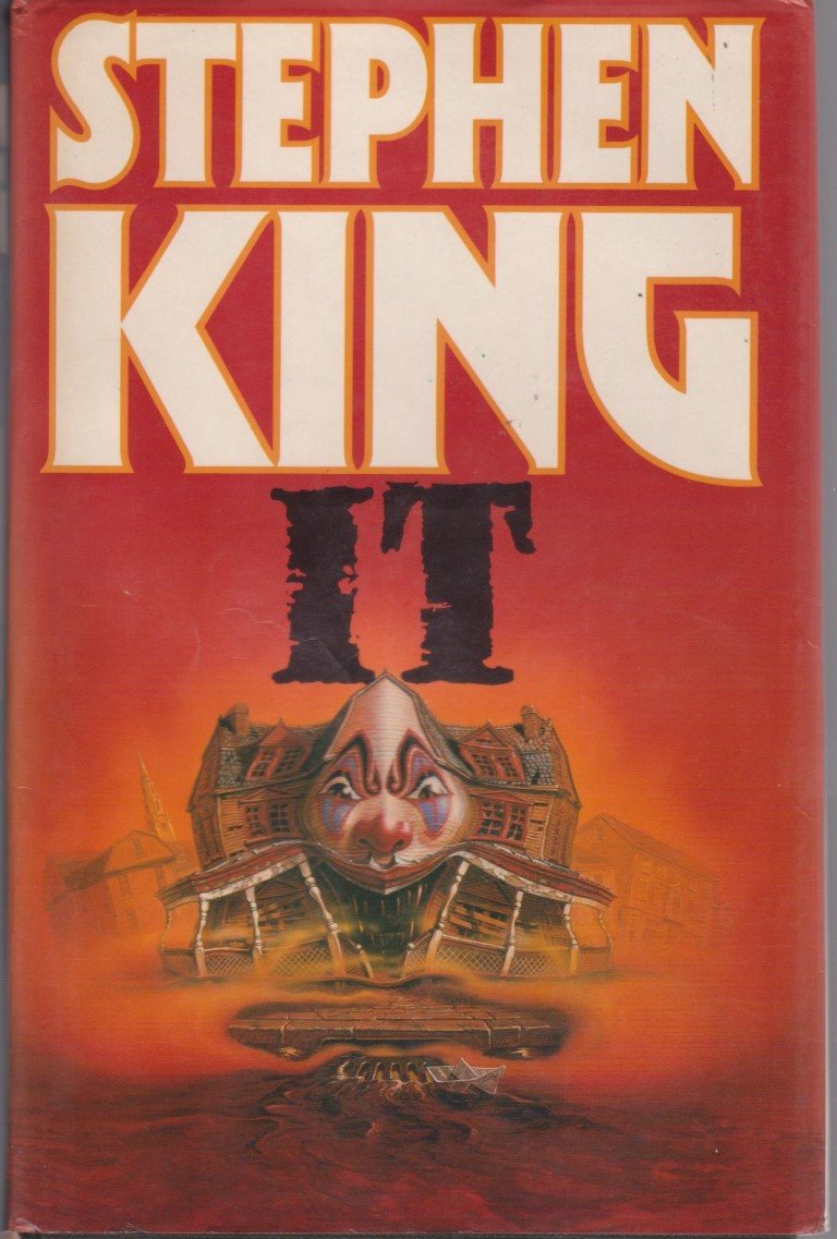 cover image of It by Stephen King, for sale in New Zealand