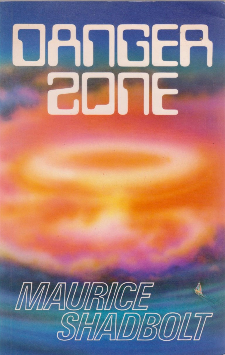cover image of Danger Zone by Shadbolt for sale in New Zealand