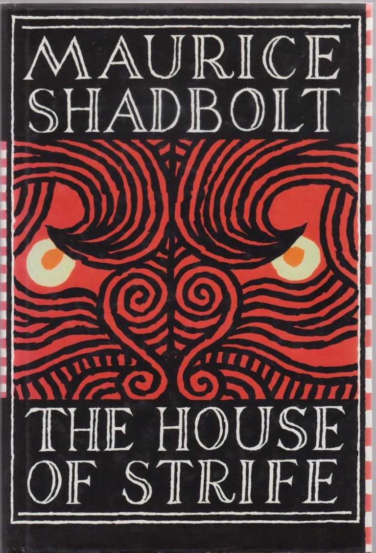 cover image of The House of Strife for sale in New Zealand