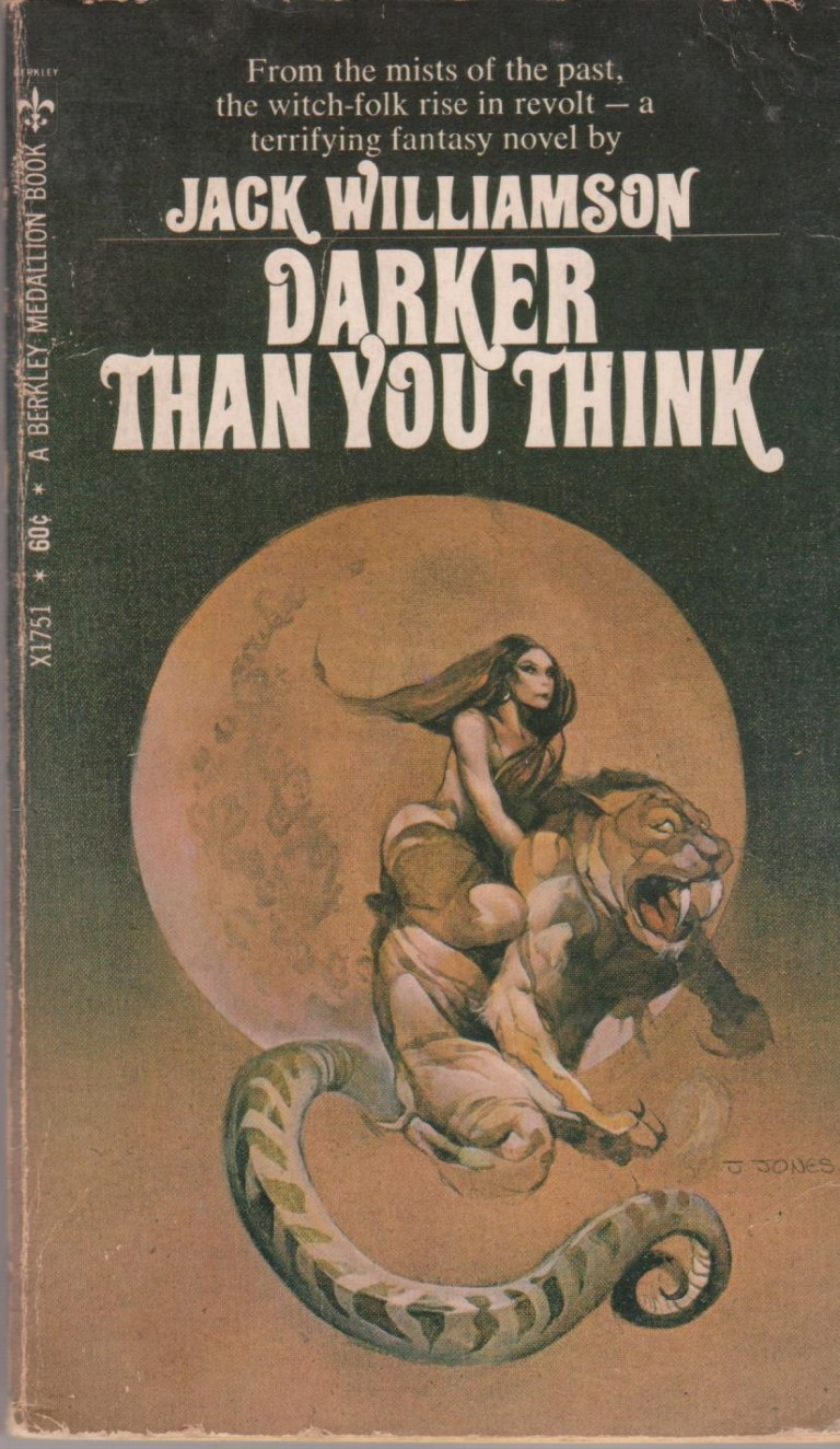 cover image of Darker Than You Thinkfor sale in New Zealand