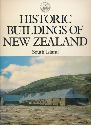 cover image of Historic Buildings of New Zealand, South Island