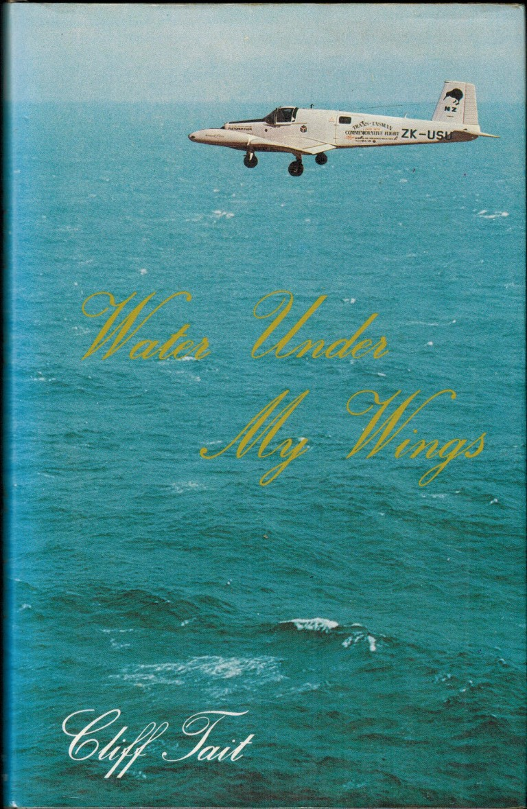 cover image of Water Under My Wings. Modern Day Aviators Savour a Little of those Glorious and Heroic Years of Aviation's Infancy, for sale in New Zealand
