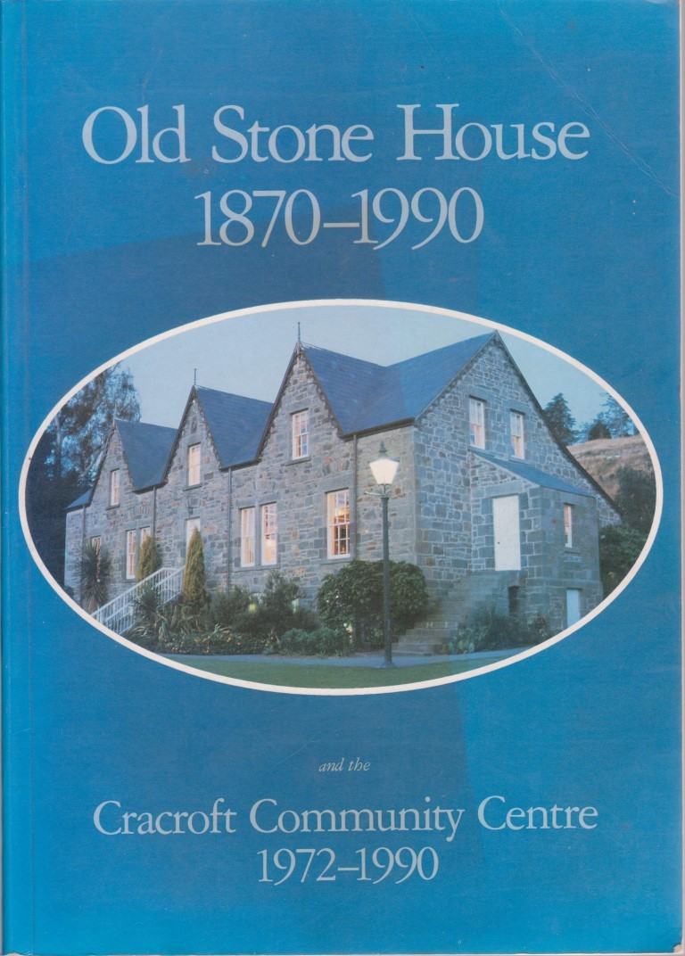 cover image of Old Stone House 1870-1990 And the Cracroft Community Centre of Christchurch 1972 - 1990, for sale in New Zealand