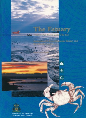 cover image of The Estuary, Where Our Rivers Meet The Sea for sale in New Zealand