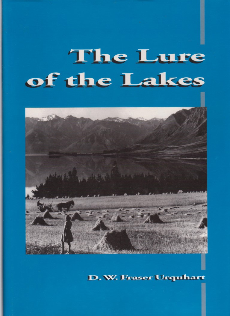 cover image of The Lure of the Lakes for sale in New Zealand