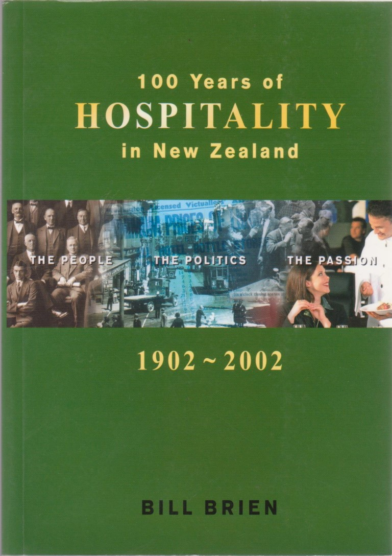 cover image of 100 Years of Hospitality in New Zealand 1902-2002 for sale in New Zealand