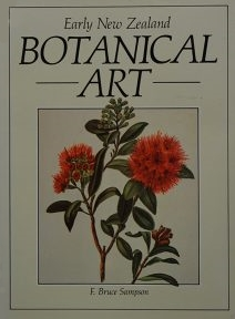 cover image of Early New Zealand Botanical Art