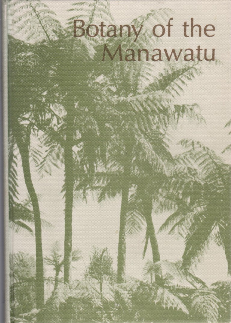 cover image of Botany of The Manawatu District New Zealand for sale in New Zealand