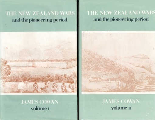 cover image of The New Zealand Wars and the pioneering Period for sale in New Zealand