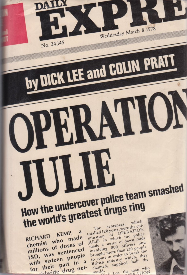 cover image of Operation Julie., for sale in New Zealand