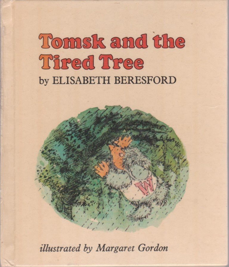 cover image of Tomsk and the Tired Tree for sale in New Zealand