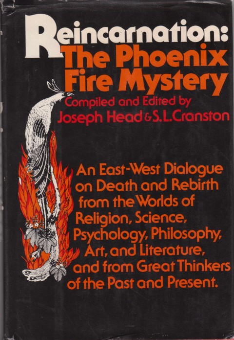 cover image of Reincarnation: The Phoenix Fire Mystery