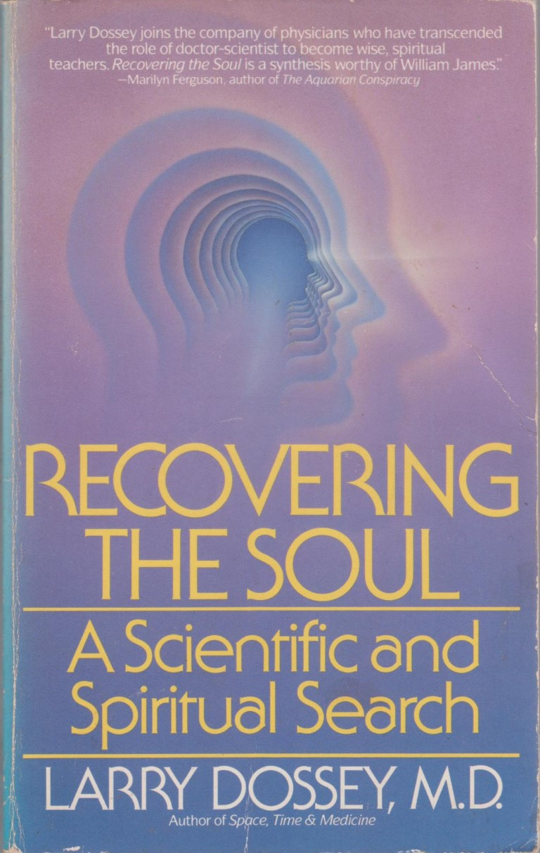 cover image of Recovering the Soul a scientific and spiritual search, for sale in New Zealand