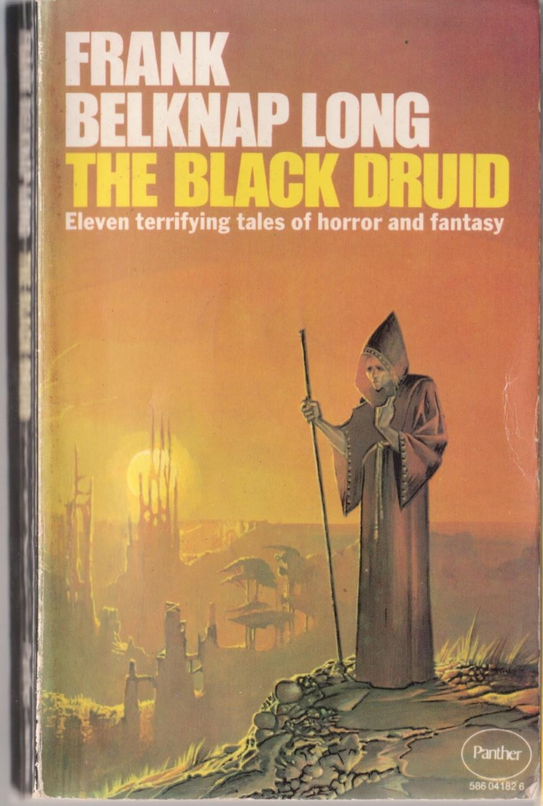 cover image of The Black Druid and Other Stories for sale in New Zealand