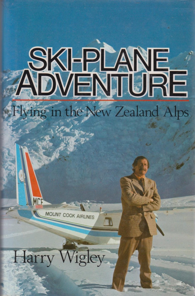 cover image of Ski-Plane Adventure: Flying in the New Zealand Alps for sale in New Zealand