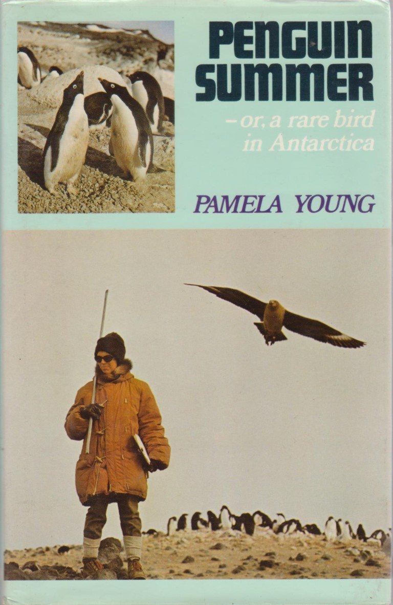 cover image of Penguin Summer - or a rare bird in Antarctica for sale in New Zealand