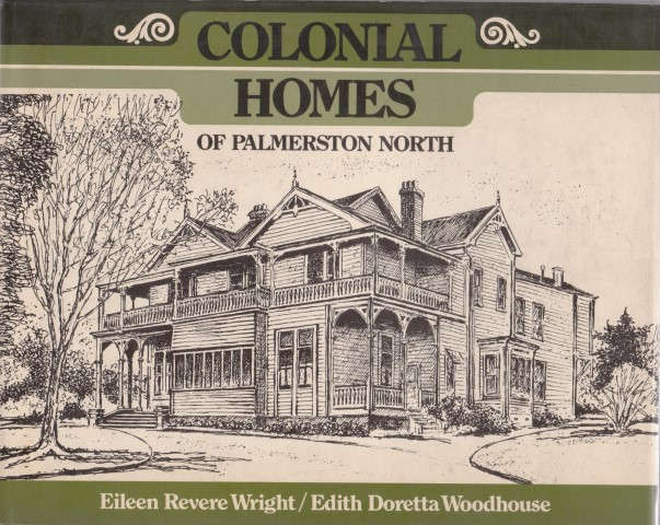 cover image of Colonial Homes of Palmerston North