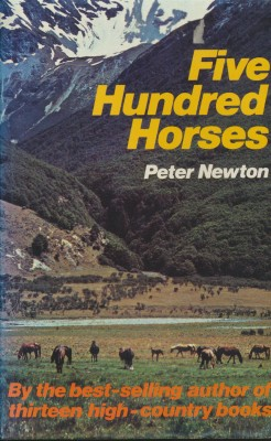 cover image of Five Hundred Horses by peter Newton for sale in New Zealand