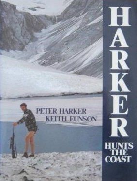 cover image of Harker Hunts the Coast