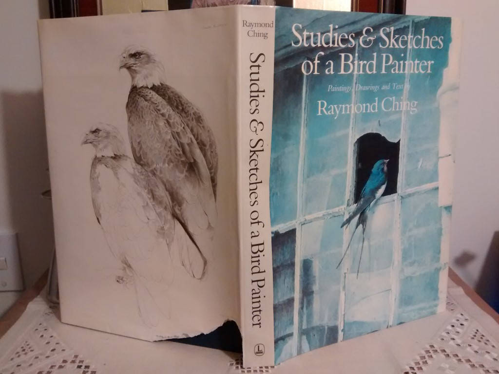 cover image of Studies and Sketches of a Bird Painter