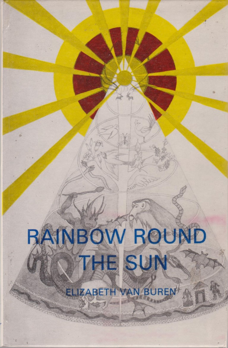 cover image of Rainbow Round the Sun, for sale in New Zealand