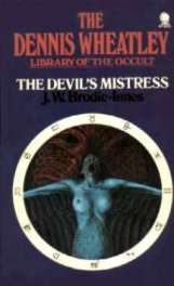 cover image of The Devil's Mistress for sale in New Zealand