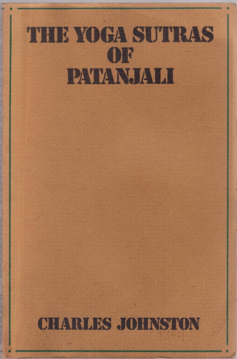 cover image of The Yoga Sutras of Patanjali, The Book of the Spiritual Man for sale in New Zealand