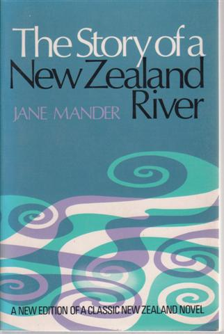 cover image of The Story of a New Zealand River