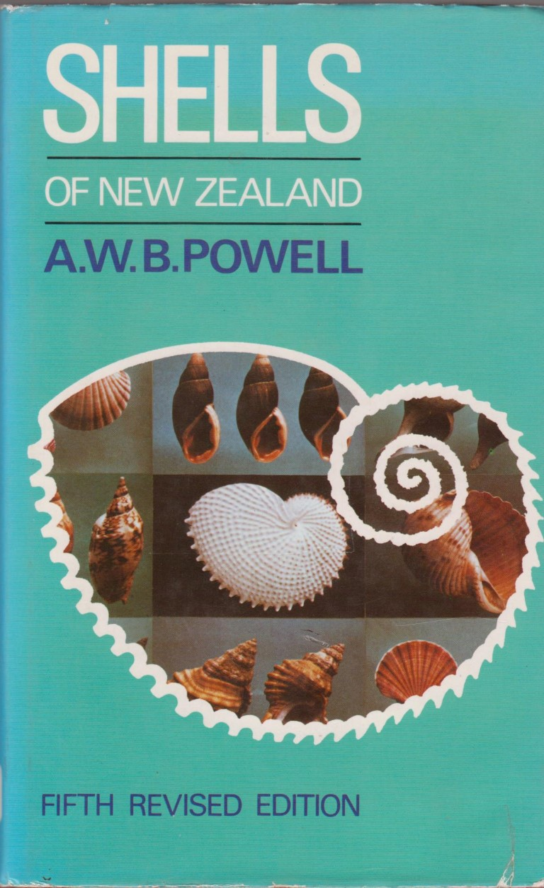cover image of Shells of New Zealand, An illustrated Handbook