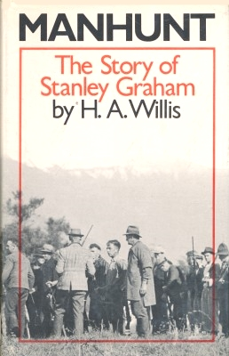 cover image of Manhunt, The Story of Stanley Graham