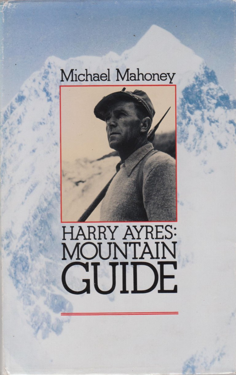 cover image of Harry Ayres: Mountain Guide for sale in New Zealand