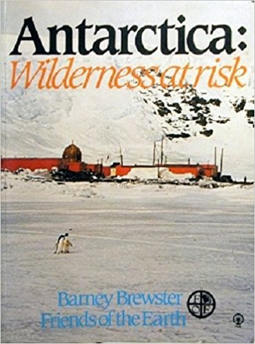 cover image of Antarctica; Wilderness at Riskfor sale in New Zealand